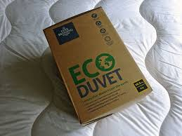 the fine bedding company s eco duvet h is for home