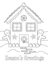Holiday Coloring Sheets For Preschoolers Family Fun Coloring Pages