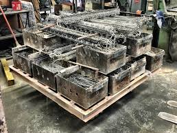 Powder Coating Hooks Racks Paint and Powder Coating Racks Cleaning from ACE Equipment 17