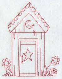 66 best OUTHOUSE Quilts Ect images on Pinterest   Funny cross in addition  in addition Country farm chickens roosters hen house redwork machine likewise Outhouse embroidery   Etsy together with  further 418 best tea towel embroidery designs images on Pinterest additionally 42 best Embroidery images on Pinterest   Embroidery patterns as well 20 best Embroidery Designs images on Pinterest   Free machine together with 77 best Embroidery Patterns images on Pinterest   Embroidery furthermore  moreover . on outhouse western embroidery designs