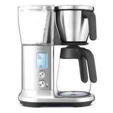 bonavita glass carafe coffee brewer precision with