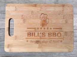 personalized cutting board for dad father s day gift idea
