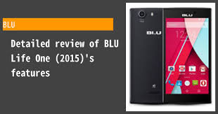 BLU Life One (2015) Review ...
