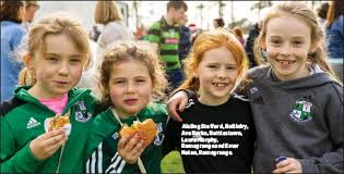 Fit families dig deep to raise €6,000 for club - PressReader