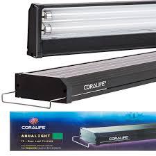cife cife aqualight t5 dual fluorescent lamp fixture freshwater aquariums