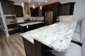 grey granite countertops. White Granite With Black And Grey Minerals Countertops