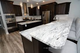 white granite with black and grey minerals