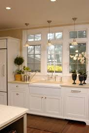 lighting over kitchen sink. andersen windows add the perfect touch to your kitchen lighting over sink n