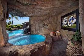 basement hot tub. Hot-tub-cave Basement Hot Tub .