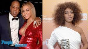 people inside elevator. leaked surveillance video inside the elevator made worldwide headlines. footage showed solange yelling at her brother-in-law before wildly hitting and people t