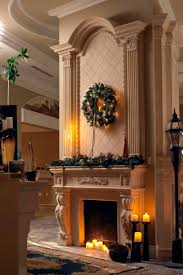 fireplace mantel designs with rustic style designoursign luxurious design finished concrete kits in modern equipped decorating
