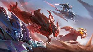 mortred nevermore sand king and batr wallpaper 7263