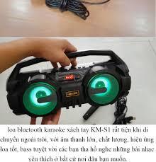 Thanh Lý Loa Karaoke Mới Giá Rẻ- Bán Loa Karaoke Bãi Xịn- Loa Bluetooth  Không Dây