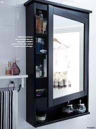 Classy Inspiration Mirrored Bathroom Storage Fashionable Idea
