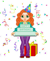 Free Birthday Clipart Animated Birthday Clipart Graphics