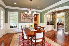 40 Red And Green Dining Rooms For The Holidays And Beyond Impressive Red Dining Rooms Collection
