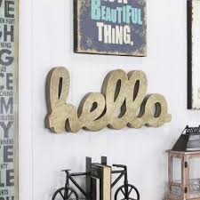 decorative letters wall decor the