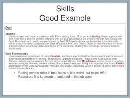 great skills for a resume skills to add to resume how to write a developer  that