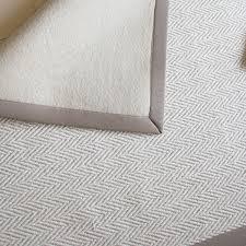 wool flatwoven rugs and herringbone pattern 120 x 180 cm rugs