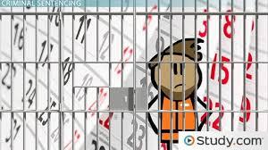 Structured Criminal Sentencing Definition Types Models
