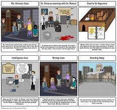 flowers for algernon theme storyboard by nguyemim
