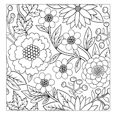 Click a flower coloring picture below to go to the printable flower coloring sheets. Lilt Kids Coloring Books Beautiful Floral Designs And Patterns Flower Garden Coloring Bo Flower Coloring Pages Printable Flower Coloring Pages Coloring Books