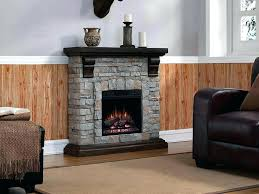 home depot fireplace stone stone electric fireplace stone electric fireplace mantel package in brushed dark pine stone electric fireplace home depot home