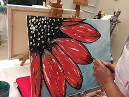 art cl and painting lessons in dallas for busy professionals acrylic painting for beginners step by