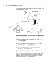 polycom soundstation ip7000 set up guide polycom soundstation 2 datasheet at Polycom Soundstation Wiring Diagram