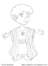 Joseph Coat Coloring Page Coat Of Many Colors Free Coloring Page