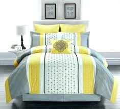 yellow gray bedding gray bedspread quilt twin size comforter queen set gray bedspread yellow and gray