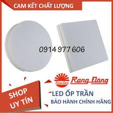 Đèn ốp trần LED Đổi 3 màu, Rạng Đông 24W 280mm, ChipLED Samsung, Korea,  Model: LN12L ĐM 300x300/24W, LN12L ĐM 300/24W tại Hà Nội