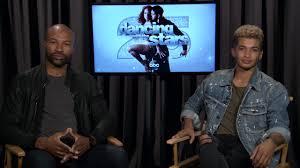 Derek and Jordan Fisher DWTS Interview - YouTube