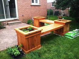 outdoor patio benches wooden corner planter bench free outdoor plans shed wooden patio bench with planters outdoor patio benches wooden