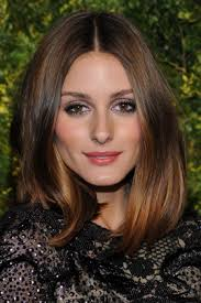 olivia palermo the haircut the super long bob a one length cut that hits at the collar bone usually worn slightly shorter in the back says schlenger