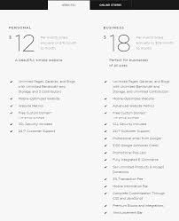 Pricing Templates For Services Three Tier Pricing Strategy How It Works With Template And