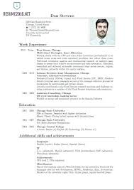 Curriculum Vitae Samples Simple Extraordinary Curriculum Vitae Sample Format Thesis Also Resume