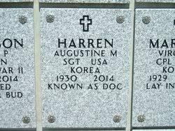 """Augustine Mathew """"Austin"""" Harren (1930-2014) - Find A Grave Memorial"""