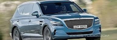 genesis gv80 accurate rendering reveals new era of korean luxury
