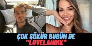 """Gönül Dağı'nın Taner'i Berk Atan ve Instagram Fenomeni Selin Yağcıoğlu'ndan  İlk """"Aşk"""" Paylaşımı Geldi!"""