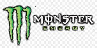monster energy logo png clipart