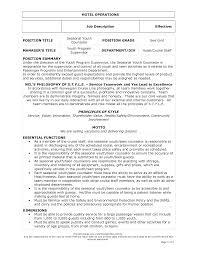 Cna Job Description For Resume Resume For Study