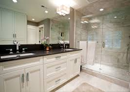 white bathroom cabinets with granite. Exellent White Black Granite Top Over White Bathroom Vanity House To Home Intended For The  Most Elegant White For Cabinets With T