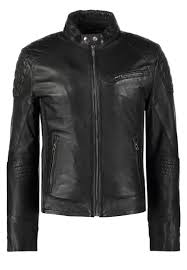 goosecraft men jackets biker leather jacket black goosecraft leather jacket usa