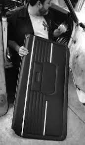 though door panels are built to withstand abuse and wear water damage or the occasional