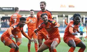 The side currently plays in the championship, the second tier of football in england. How Luton Lost A Manager But Continue To Soar Under Mick Harford Luton Town The Guardian