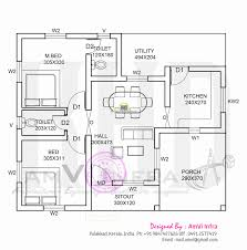 home plans under 2000 sq ft awesome kerala house plans 1600 square feet home deco plans