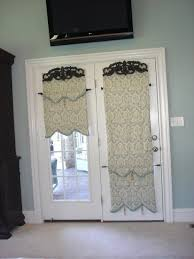 General: Window Treatments For French Doors Ideas, designs for colorful  glass doors and windows, ikea ~ PEDANTIQUE