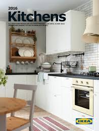 Kitchens Appliances Brochure 2016 House Ikea Kitchen Cabinets