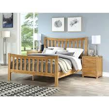 King Size Oak Bedroom Furniture Solid Bed Frame And 1 – webdevportal
